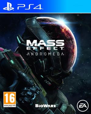 Mass Effect Andromeda - PS4 voor €12,99