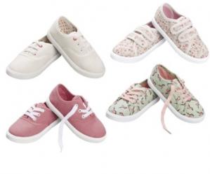 Kids sneakers voor €2,49