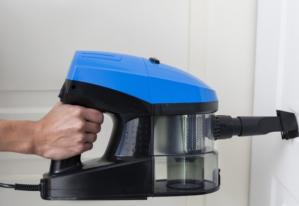 Lichtgewicht Cyclone Vacuüm Handstofzuiger voor €39,95