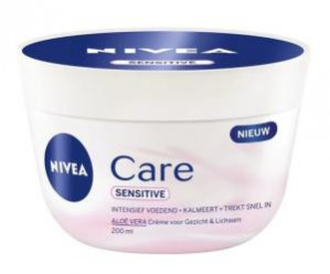 Gratis Nivea Care crème 200ml bij 2 actieproducten