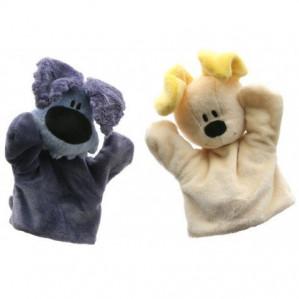 Woezel & Pip handpoppen voor €4,99