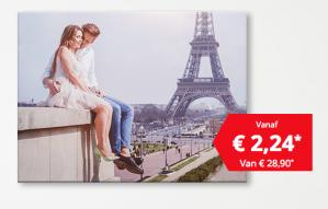 Canvas 20X20CM voor €2,24 ( ex verzendkosten €5.90)