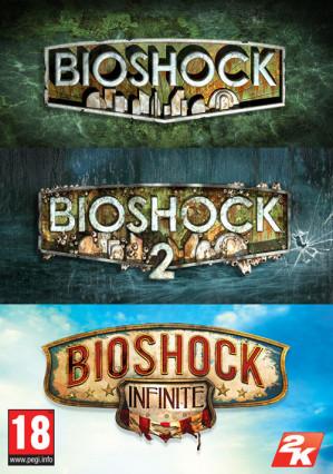 BioShock Triple Pack Steam Key voor €9,85