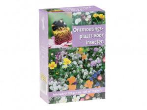 Bloemenmix voor bijen en andere insecten voor €1,99