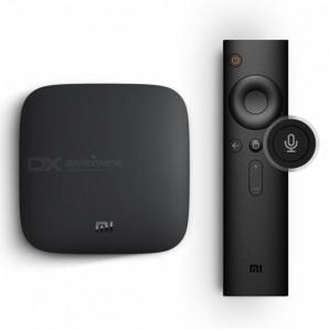 Xiaomi 4K Ultra HD Smart TV Box dmv kortingscode voor €56,27