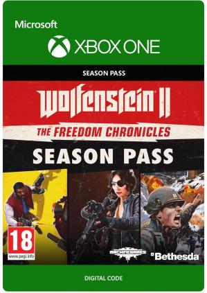 Wolfenstein II - Season Pass - Xbox One voor €10,60