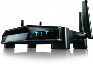 Linksys WRT32X AC3200 Dual-Band Wi-FI Gaming Router voor €199