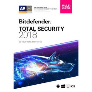 12 Maanden Bitdefender Total Security voor €19,43 dmv code