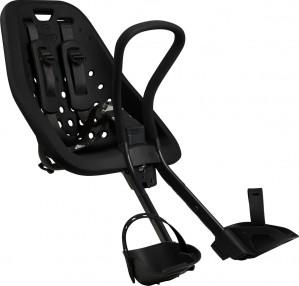 Yepp Mini - Fietsstoeltje Voor - Zwart of wit voor €56,99