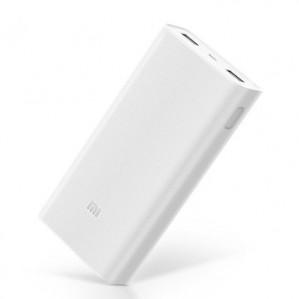 Xiaomi 2C 20.000mAh QC3.0 powerbank dubbele USB-uitgang voor €20,99 dmv code