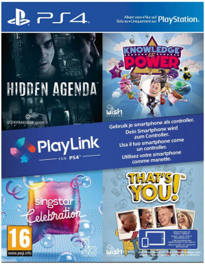 Playlink Software Box - PS4 voor €0,01