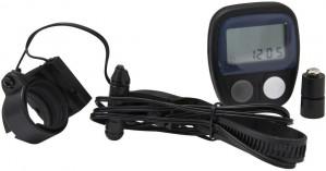 Bicycle Gear Fietscomputer 14 Functies Zwart voor €2,63