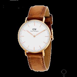 Daniel Wellington – Classic Durham horloge voor €84,50
