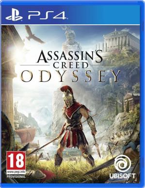 Assassin's Creed Odyssey voor €48