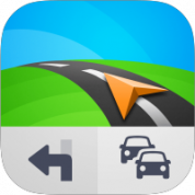 Sygic GPS Navigation Europa+ traffic Android voor €14,99