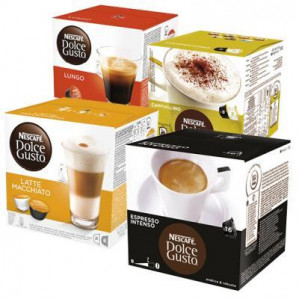 Dolce Gusto Cups 1+1 Gratis