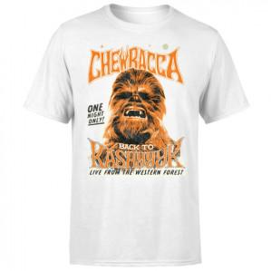 Star Wars Chewbacca One Night Only T-shirt voor €10,99 dmv code