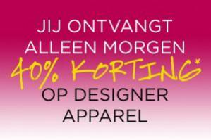 40% korting op designer kleding bij Saks-Off-5th