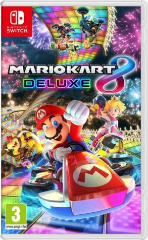 Mario Kart 8 Deluxe voor €41,60