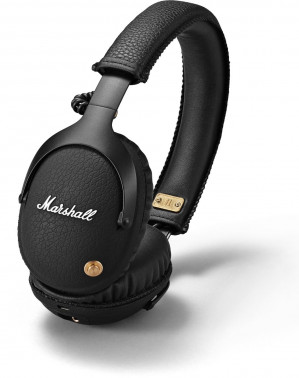 Marshall Monitor Bluetooth - Over-ear Koptelefoon - Zwart voor €115