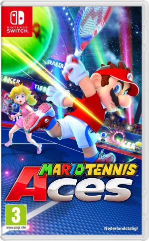 Mario Tennis Aces - Switch voor €52,39