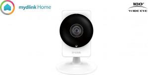 Wireless IP  180° Wide Eye Camera voor €38