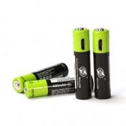 Diverse oplaadbare lithium-ion batterijen via Micro-US vanaf €7