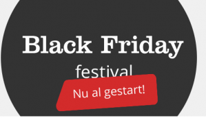 Black Friday Festival bij BOL.com