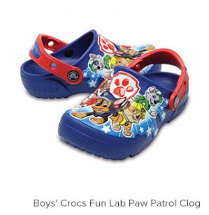 Crocs vanaf slechts €6