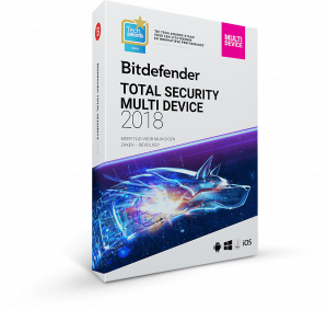 Diverse Bitdefender pakketten 2018 vanaf €29,99