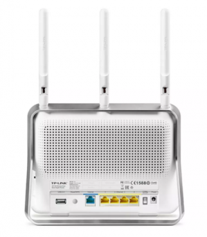 TP-LINK Archer C8 - draadloze router - 802.11a/b/g/n/ac - desktop voor €52,90