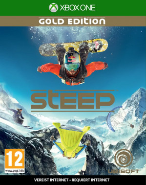 Steep: Gold Edition - Xbox One voor €18,17
