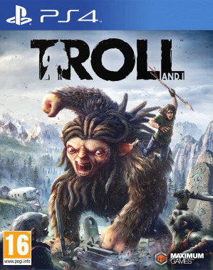 Troll & I - PS4 voor €8,85