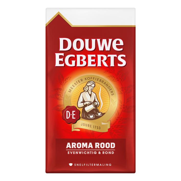 Verschillende soorten Douwe Egberts gemalen koffie en koffiebonen 2 voor €9