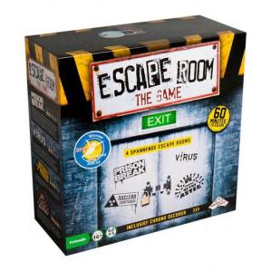 Escape Room The Game voor €25,48 en 15% korting op de uitbreidingen