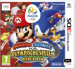 Mario & Sonic at the Rio 2016 Olympic Games voor €9,95