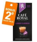Alle Café Royal 2de voor de halve prijs