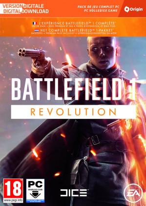 Battlefield 1 - Revolution Edition - Windows - Code in a Box voor €19,99