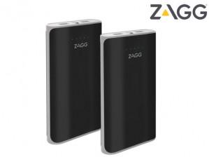 Zagg Ignition Powerbank 12.000 mAh 2 stuks voor €19,95