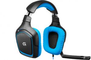 Logitech - Headset (G430) voor €42,99