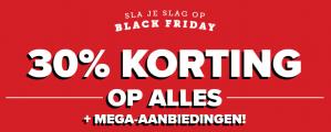Black Friday bij Crocs met 35% korting op alles