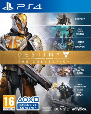 Destiny - The Collection - PS4 voor €9,95