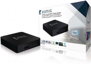 4K Android Streaming Box met Fly Mouse voor €75