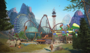 Goud-abonnement op Attractiepark Slagharen, Bobbejaanland, Movie Park Germany voor €41,22 dmv code