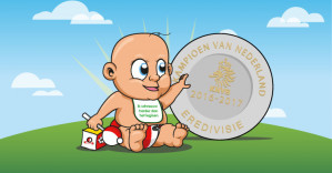Gratis Kameraadjes-lidmaatschap Feyenoord voor Kampioensbaby's