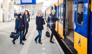 2 Treinkaartjes NS enkele reis voor €24