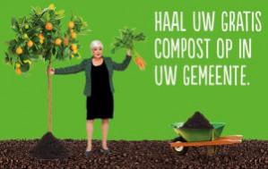 Landelijke compostdag zaterdag 17 maart