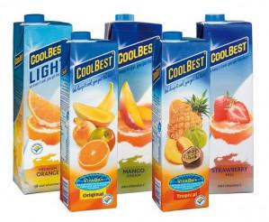 Diverse smaken Coolbest 1lt voor €1