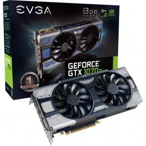 GeForce GTX 1070 Ti FTW2 GAMING voor €529