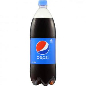 Pepsi cola 1.5L voor €0,49